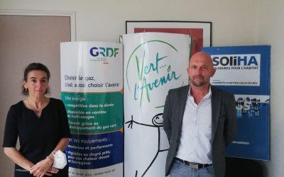 SOLIHA et GRDF s'associent pour lutter contre les passoires énergétiques